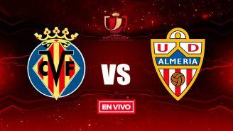 EN VIVO y EN DIRECTO: Villarreal vs Almería