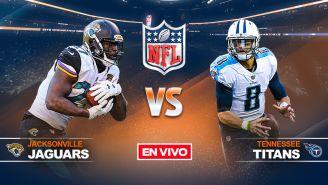 EN VIVO y EN DIRECTO: Jacksonville vs Tennessee