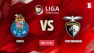 EN VIVO Y EN DIRECTO: Porto vs Portimonense