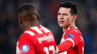 Chucky en juego con el PSV