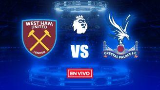 EN VIVO y EN DIRECTO: West Ham vs Crystal Palace