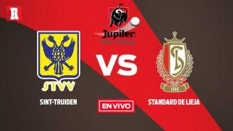 EN VIVO Y EN DIRECTO: Sint-Truiden vs Standard de Lieja