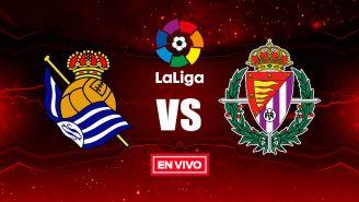 EN VIVO Y EN DIRECTO: Real Sociedad vs Valladolid