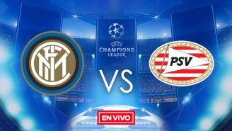 EN VIVO Y EN DIRECTO: Inter vs PSV Eindhoven
