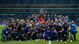 La Máquina se coronó Campeón de Copa en el Apertura 2018 en la cancha de Rayados