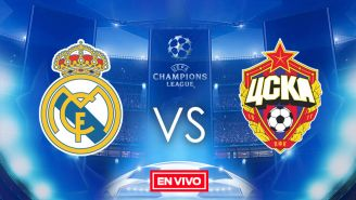 EN VIVO y EN DIRECTO: Real Madrid vs CSKA Moscú
