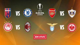 EN VIVO y EN DIRECTO: Europa League Jornada 6