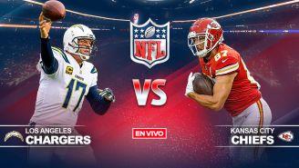 EN VIVO Y EN DIRECTO: Chargers vs Chiefs