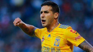 Ismael Sosa celebra anotación en Copa MX