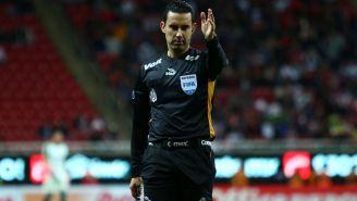 César Ramos dirige un duelo en Liga MX