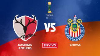 EN VIVO: Kashima Antlers vs Chivas