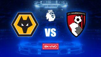 EN VIVO Y EN DIRECTO: Wolverhampton vs Bournemouth