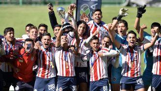 Chivas Sub 20 se corona Campeón del A2018