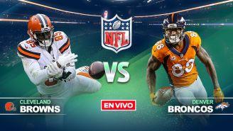 EN VIVO y EN DIRECTO: Cleveland vs Denver