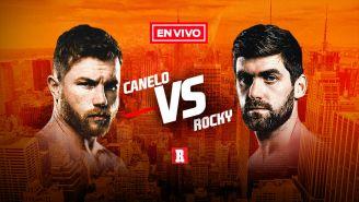 EN VIVO: Canelo vs Rocky Fielding
