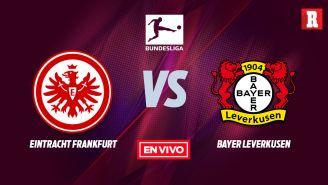 EN VIVO Y EN DIRECTO: Eintracht Frankfurt vs Bayer Leverkusen