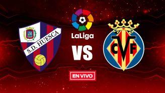 EN VIVO Y EN DIRECTO: Huesca vs Villarreal