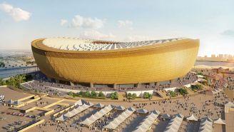 Diseño del estadio Lusail donde se jugará la Final de Qatar 2022