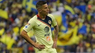 Mateus Uribe lamenta jugada con el América