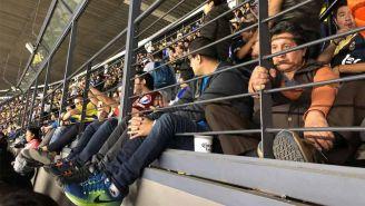 Aficionados ocupan los pasillos del Azteca para vivir la Final del A2018
