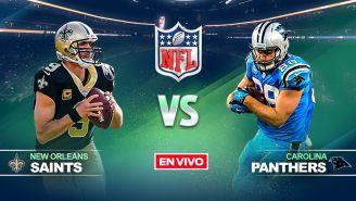 EN VIVO Y EN DIRECTO: Saints vs Panthers