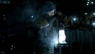 Bray Wyatt en Monday Night RAW