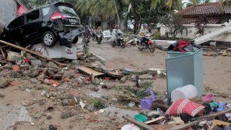 Desastres en Indonesia tras el tsunami