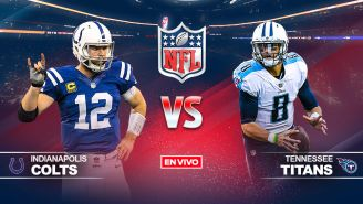 EN VIVO Y EN DIRECTO: Colts vs Titans