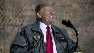 Donald Trump en Irak
