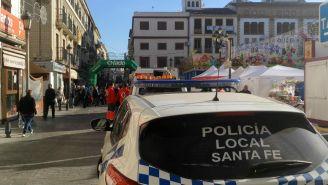 Policía de Santa Fe arriba a un operativo