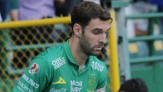 Boselli se lamenta en partido de La Fiera