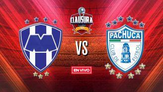 EN VIVO Y EN DIRECTO: Monterrey vs Pachuca