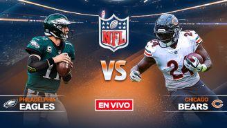 EN VIVO Y EN DIRECTO: Philadelphia Eagles vs Chicago Bears