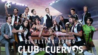 Captura del anuncio de la cuarta temporada de Club de Cuervos