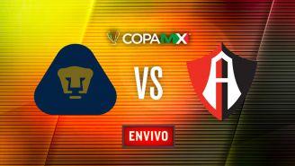 EN VIVO Y EN DIRECTO: Pumas vs Atlas