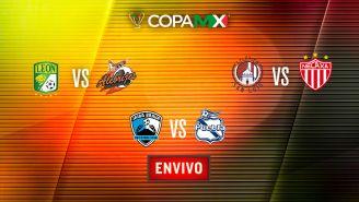EN VIVO y EN DIRECTO: Copa MX 2019 Jornada 1