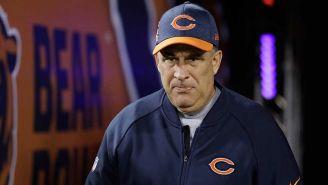 Vic Fangio como coordinador defensivo de Bears