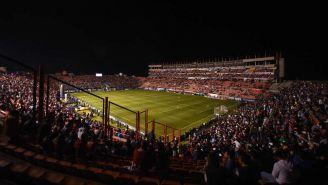 Panorámica Estadio Alfonso Lastras