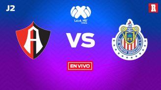 EN VIVO Y EN DIRECTO: Atlas vs Chivas