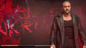 Killer Kross hace su entrada en Impact Wrestling