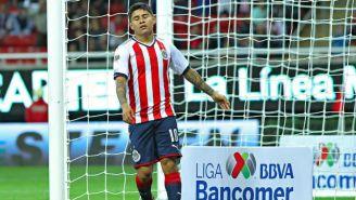 La 'Chofis' López lamenta una falla con Chivas