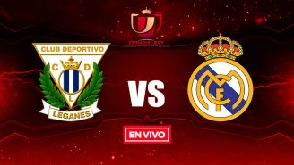 EN VIVO y EN DIRECTO: Leganés vs Real Madrid