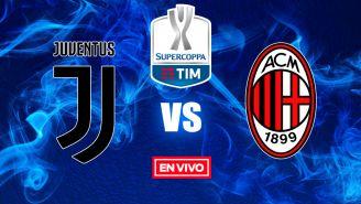 EN VIVO y EN DIRECTO: Juventus vs Milan