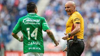 Sambueza junto a Francisco Chacón