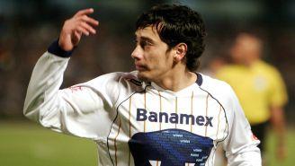Rubens Sambueza, en su paso por Pumas