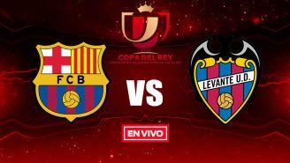 EN VIVO y EN DIRECTO: Barcelona vs Levante