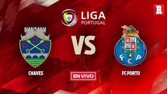 EN VIVO Y EN DIRECTO: Chaves vs Porto