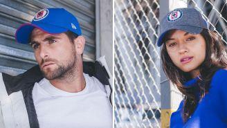 Así lucen las nuevas gorras de Cruz Azul