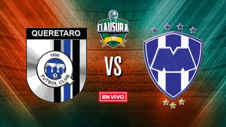 EN VIVO Y EN DIRECTO: Querétaro vs Monterrey