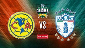 EN VIVO Y EN DIRECTO: América vs Pachuca